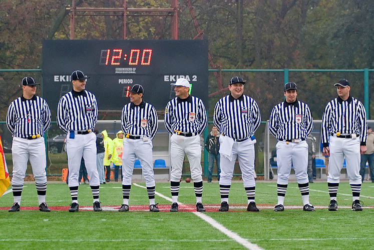 SELAF finale 2007. - CEFL Bowl [Foto: Dejan Danailov]